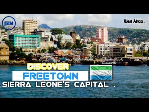 Discover Freetown | Sierra Leone's Capital 🇸🇱 2021 @𝐄𝐙𝐌.