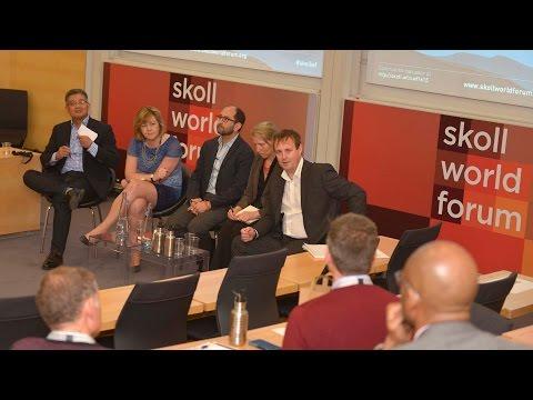 Supplier Capacity Development - 2015 Skoll World Forum