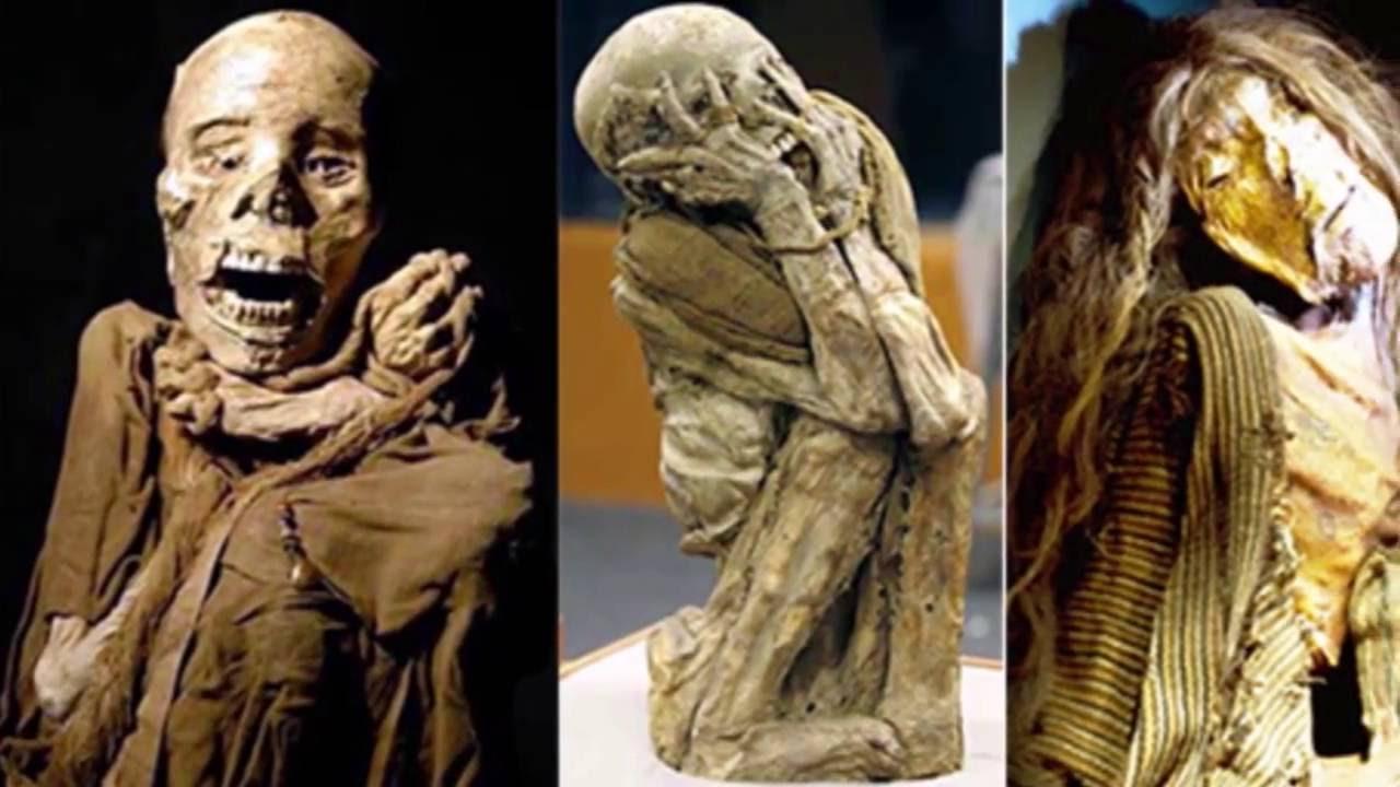 Mysterious Cloud People of Peru - ROBERT SEPEHR