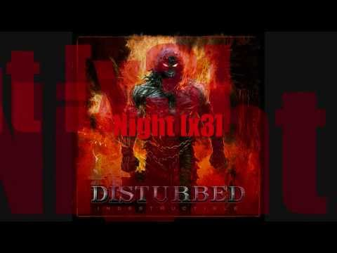 Disturbed-The Night Lyrics
