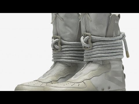 1ae4411a8b2 NIKE SPECIAL FIELD AIR FORCE 1 HIGH SAGE PREVIEW AND RELEASE DETAILS ...