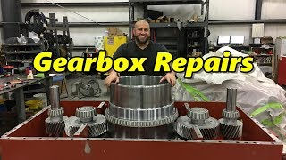 SNS 204: Thread Repair Inserts, Boring Mill, Large Gearbox Build, G&E Catalog