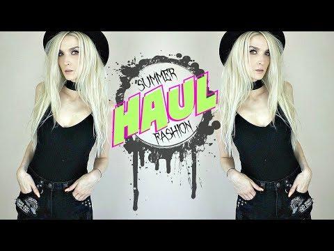 Summer Fashion Haul + Try On