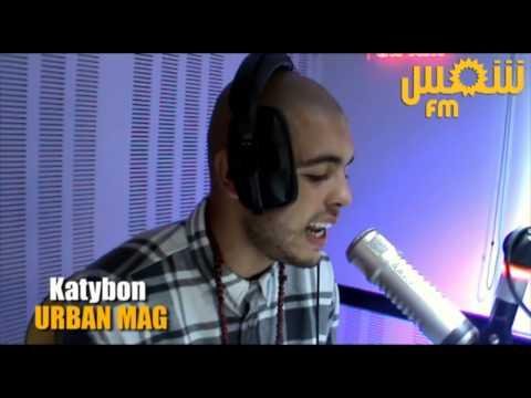 URBAN MAG Session freestyle: Katybon