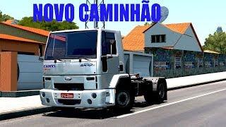ETS2 VIDA REAL COMPREI MEU PRIMEIRO CAMINHÃO