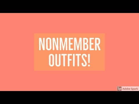 Nonmember Outfits! - xhollox