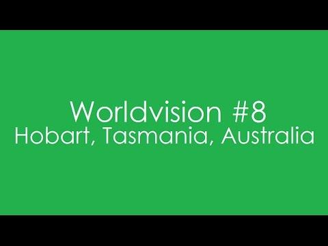 Worldvision #8, Hobart, Tasmania, Australia