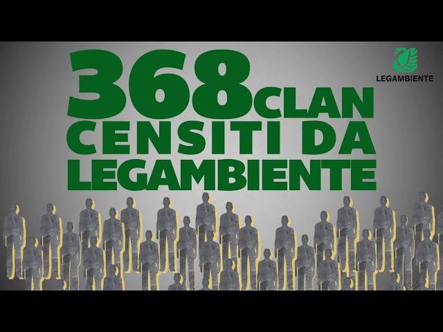 LEGAMBIENTE - 16 miliardi di fatturato, ecco i numeri sulle ecomafie