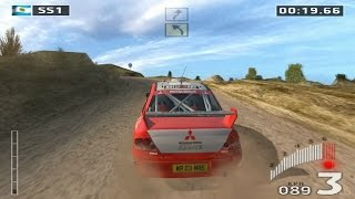 WRC 3 PS2 Gameplay HD (PCSX2)