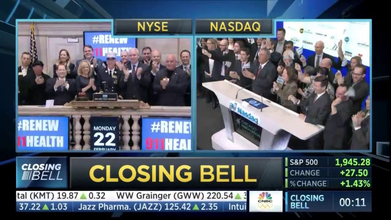 CNBC Closing Bell - Chicago Innovation Awards - YouTube