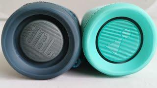 JBL Flip 5 vs JBL Flip 4 Bluetooth speakers sound check
