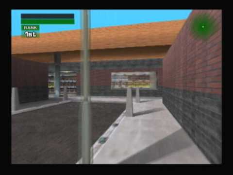 Timesplitters 1 showcase: Mall