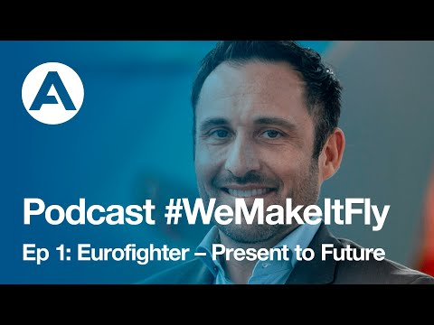 Marco Gumbrecht: Eurofighter - Present to Future