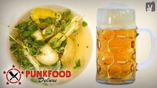 Bier meets Marinade: Barbecue Special bei Punkfood Deluxe