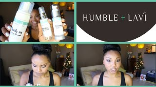 Humble + Lavi Review: Current Summer Skincare Products