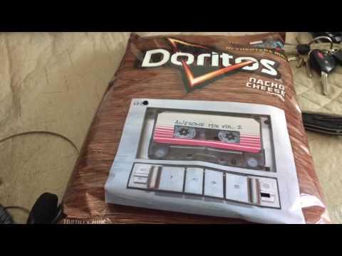 Unboxing $30 Doritos?! Guardians of the Galaxy Vol 2