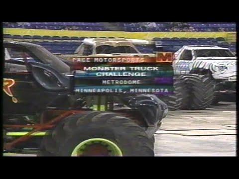 PACE Motorsports Monster Truck Challenge Minneapolis