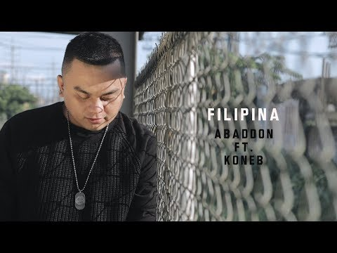 Abadd  Filipina Ft Keb With Lyrics