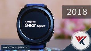 مراجعة ساعة Samsung Gear Sport 2018 ، بميزات قوية وتصميم أنيق