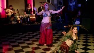 Sadiqa and Kirik Hava - Belly Dance & Balkan Cabaret Show