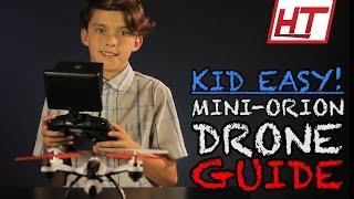 Mini-Orion Camera Drone | KID EASY!