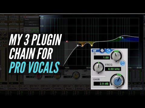 Mixing Vocals: My 3 Plugin Chain For Pro Vocals – RecordingRevolution.com