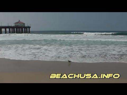 Kalifornien Strand - Die Schönsten Strände  In Kalifornien - Strand In Los Angeles, LA, San Diego