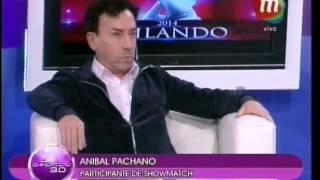 Anibal Pachano durísimo contra Ana Sanz y su hija Sofía