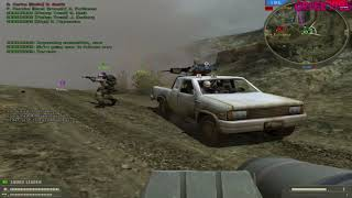 Battlefield 2: Special Forces Gameplay - (High Settings) (940MX 60FPS) (PC HD) (2018)
