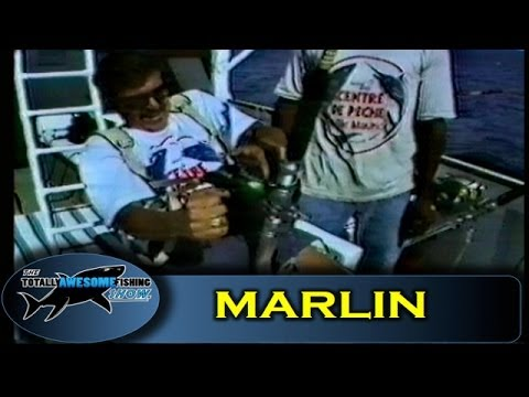 Marlin fishing tips - Totally Awesome Fishing Show