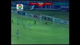 All Goals Highlights Arema Cronus Vs Persela Lamongan [1-1] Piala Presiden 1 September 2015