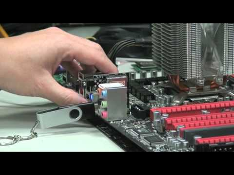 How to Use USB BIOS Flashback® - ASUS