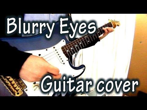 LArc~en~Ciel  Blurry Eyes Guitar