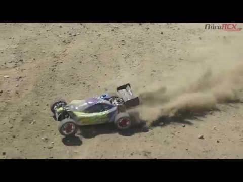 Exceed RC Nitro Forza 2 Speed Buggy