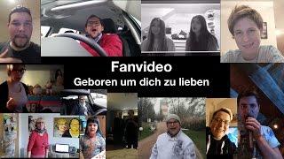 DJ Ötzi & Nik P - Geboren um dich zu lieben (Offizielles Fanvideo)