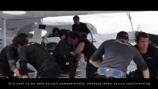 Rolex Fastnet Race 2015 on Spindrift 2