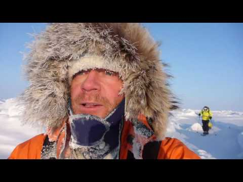 North Pole Last Degree 2017 with Icetrek Expeditions