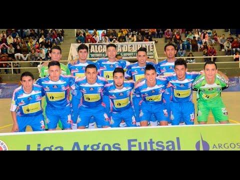 Académia Central de Ubaté debutó en la Liga Argos