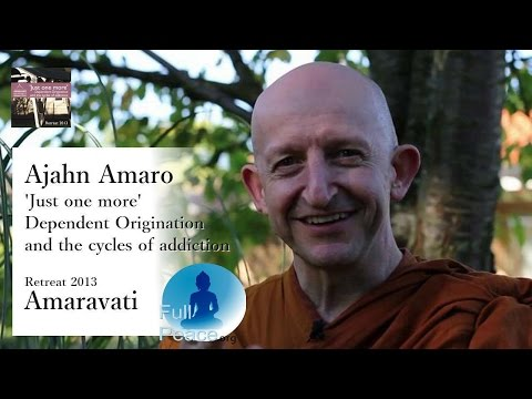 Wherever you go, you are always here (Guided Meditation by Ajahn Amaro )