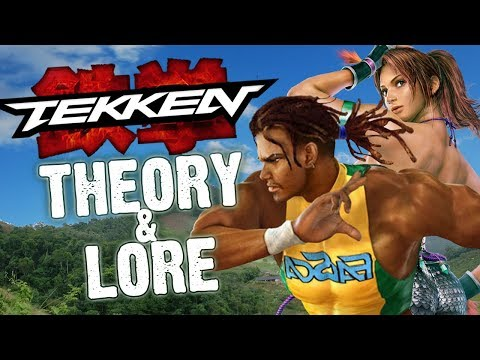 Eddy and Christie Part 1 | Tekken Theory and Lore