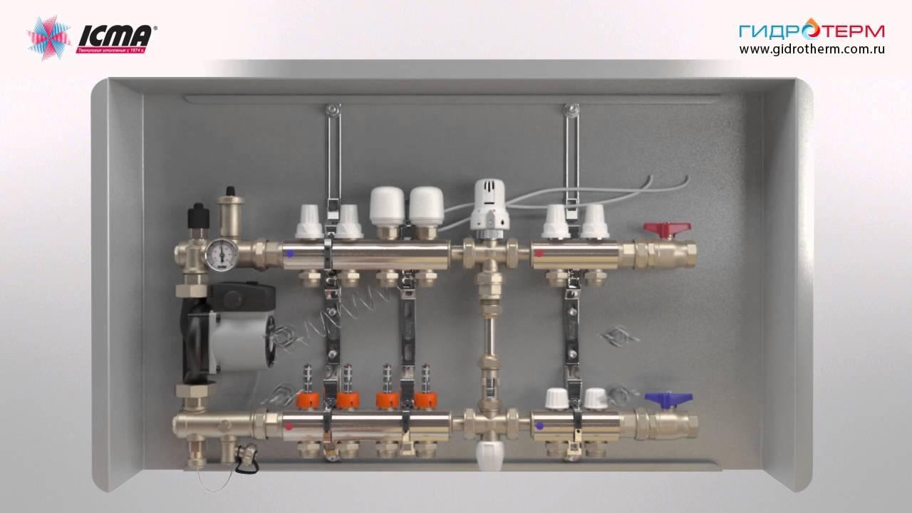 Системы отопления инструкция по монтажу