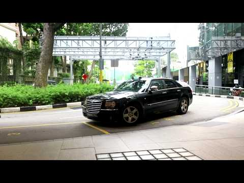 Visiting the most luxurious shopping mall 'Ion Orchard', Singapore