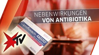 Warnung vor diesen Antibiotika: Nebenwirkungen von Fluorchinolonen | stern TV
