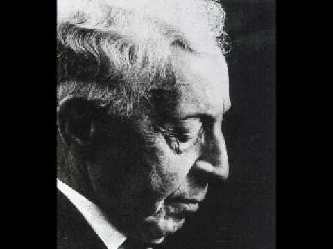 Arthur Rubinstein - Robert Schumann Quintet in E flat, Op. 44 (1)