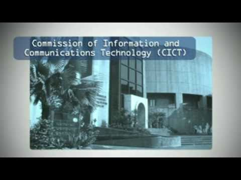 Commission on Information and Communications Technology AVP (Low Res)