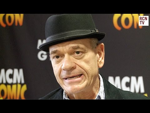 Robert Picardo Interview Morganville The Series