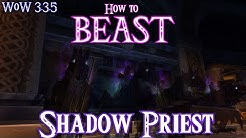 How to DPS as a Shadow Priest in 3.3.5!