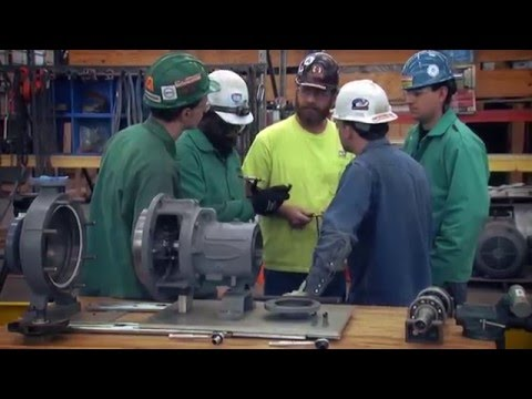 Millwrights Pumps, Precision, Safety - Built to Last TV | Season 3 Video Short