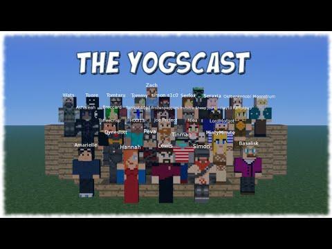 Скачать сборку майнкрафт yogcast youtube.