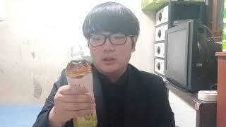 """500ML 옥수수 수염차 다 마시기.""""."""